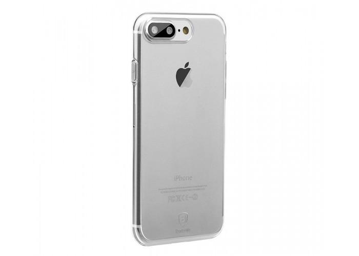 Силиконовый чехол Baseus Simple Case для iPhone 7/8 серый