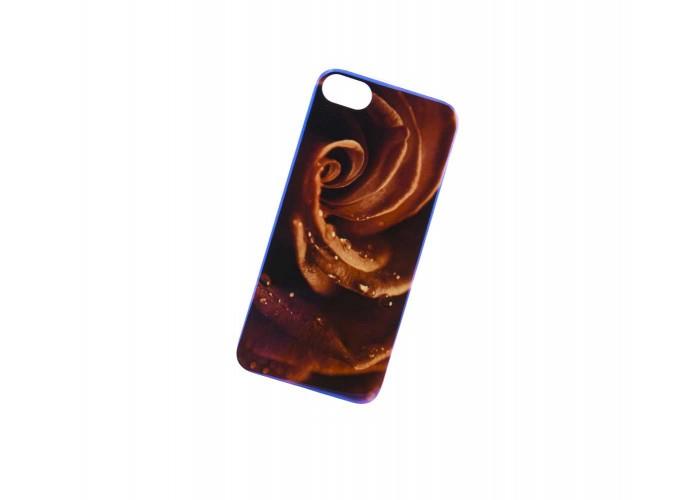 Чехол для iPhone 7/8 перламутр роза