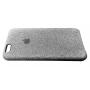 Тканевый чехол для iPhone 6/6s Hiha Canvas Pattern Case светло-серый
