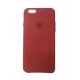 Тканевый чехол для iPhone 6/6s Hiha Canvas Pattern Case красный