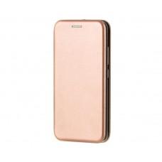 Чехол-книжка для iPhone 7/8 Premium розовый