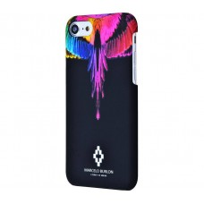 Чехол для iPhone 7/8 Marcelo Burlon Soft Touch №14