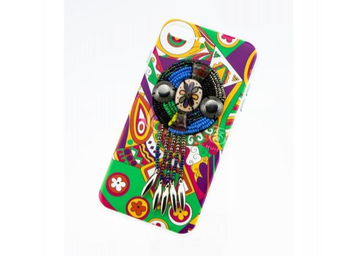 Чехол для iPhone 7/8 D&M (со шнурком) №1