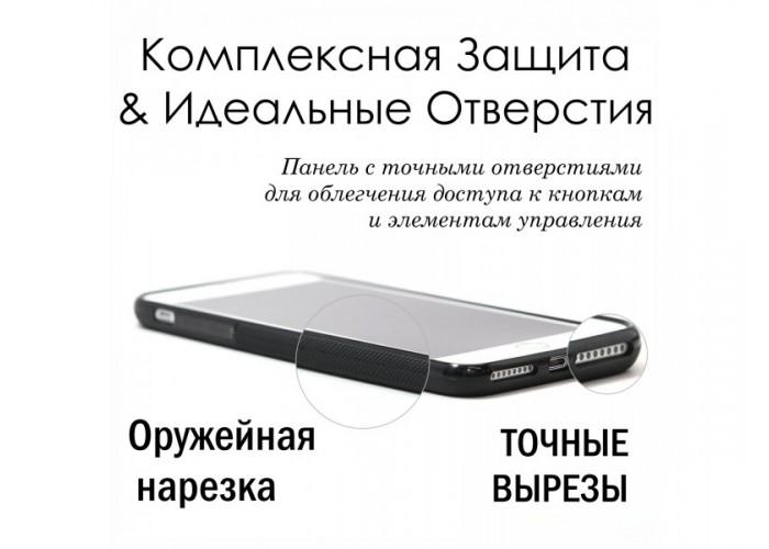 "Чехол для iPhone WoodBox из натурального дерева ""Mortal Peace"""