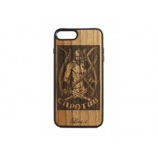 "Чехол для iPhone WoodBox из натурального дерева ""Спортив"""