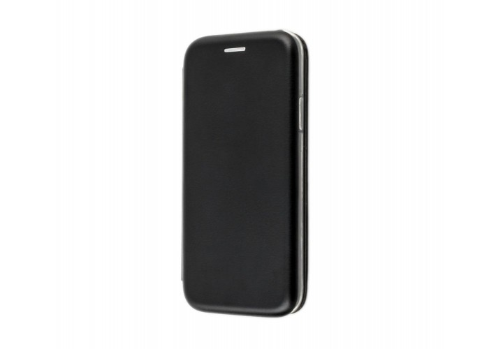 Чехол-книжка для iPhone X Premium черный