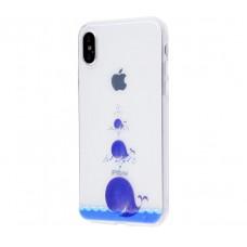Чехол для iPhone X киты