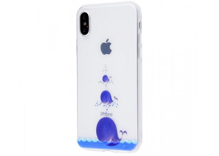 Чехол для iPhone X / Xs киты