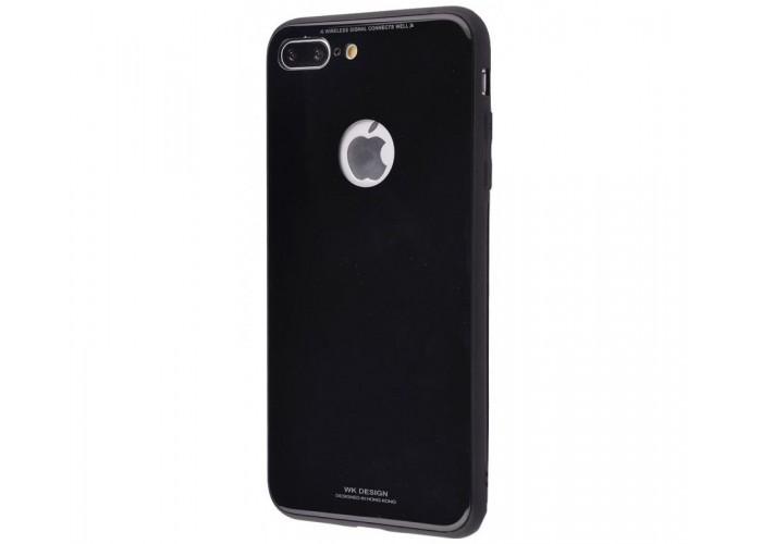 Чехол для iPhone 7 Plus/8 Plus White Knight Glass черный