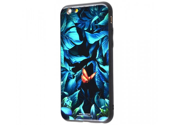 Чехол для iPhone 7/8 White Knight Pictures Glass лесная чаща