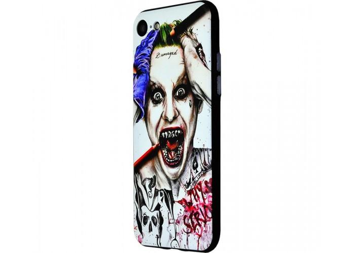Чехол для iPhone 7/8 White Knight Wear It Joker
