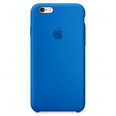 Силиконовый чехол Apple Silicone Case Royal Blue для iPhone 6 Plus/6s Plus