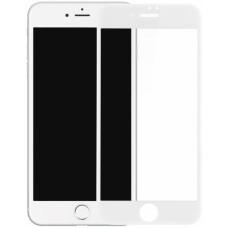 Защитное стекло Baseus Tempered Glass Film для iPhone 7/8 белое