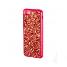 Чехол для iPhone 7/8 Diamond Shining красный