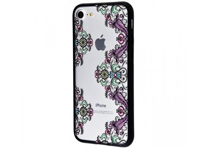 Чехол для iPhone 7/8 Luoya Flowers №1