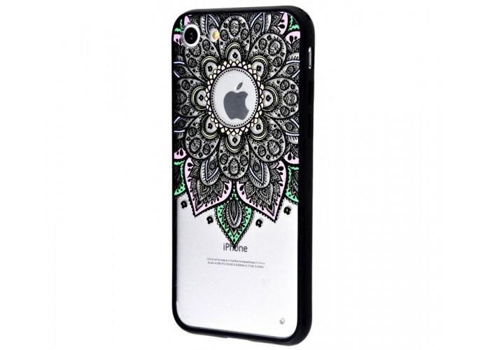 Чехол для iPhone 7/8 Luoya Flowers №5