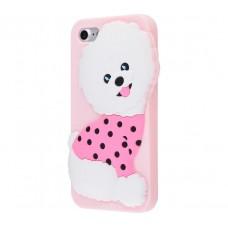 Чехол для iPhone 7/8 CoolWay Dog розовый