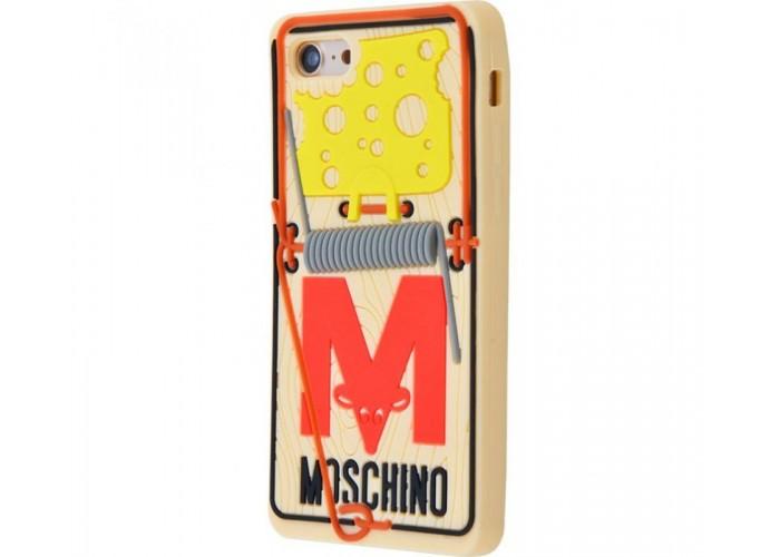 Чехол для iPhone 7/8 Moschino Mousetrap