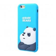 Чехол для iPhone 7/8 Bare Bears панда