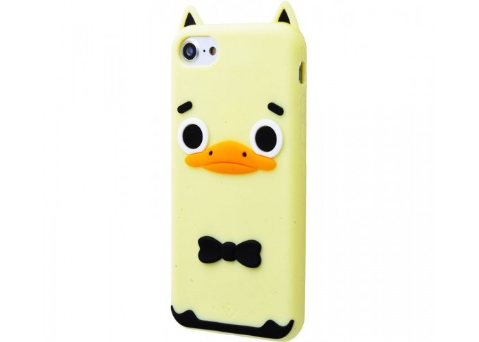 Чехол для iPhone 7/8 Rixy желтый