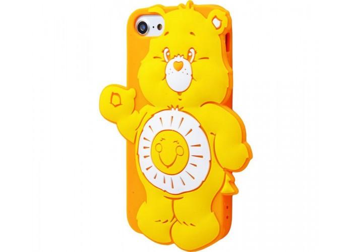 Чехол для iPhone 7/8 Care Bears желтый