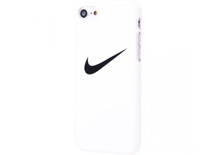 Чехол для iPhone 7/8 Daring Case Nike белый