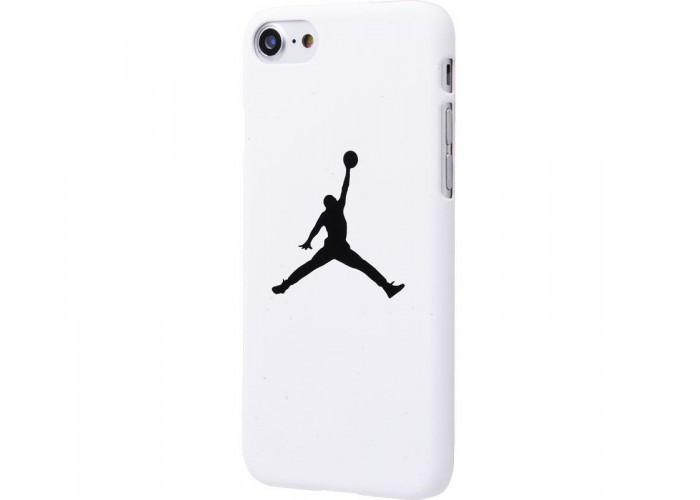 Чехол для iPhone 7/8 Daring Case баскетбол белый