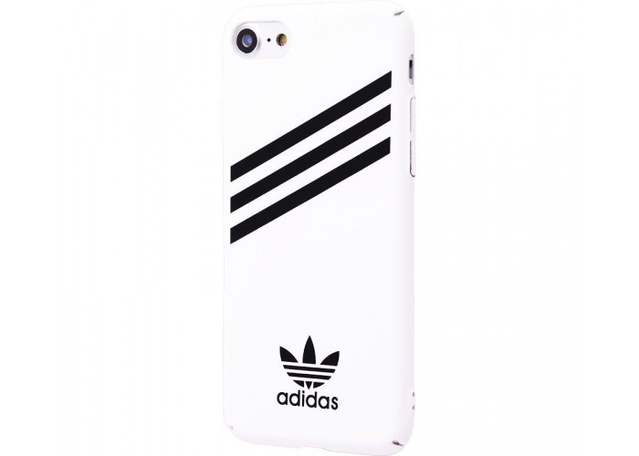 Чехол для iPhone 7/8 Daring Case Adidas белый