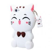 Чехол для iPhone 7/8 Meine Leibe Cat белый