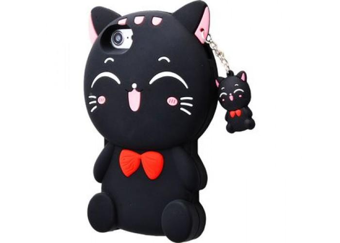 Чехол для iPhone 7/8 Meine Leibe Cat черный