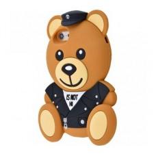 Чехол для iPhone 7/8 Moschino Police мишка