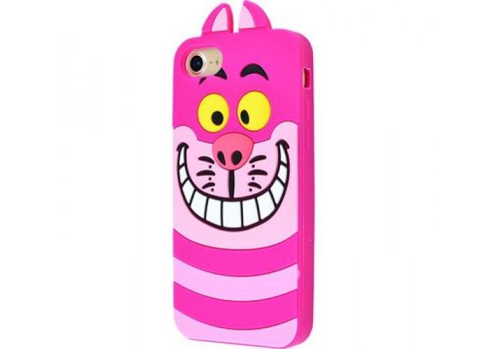 Чехол для iPhone 7/8 Disney Faces кот