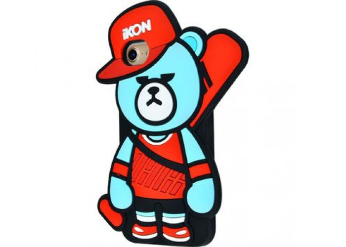 Чехол для iPhone 7/8 Icon Bear