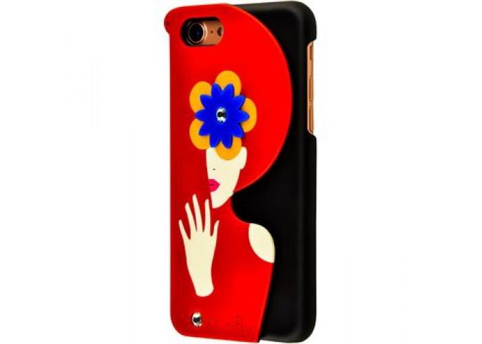 Чехол для iPhone 7/8 Glamour (PC) 11