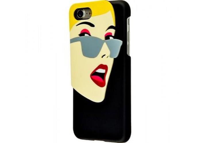 Чехол для iPhone 7/8 Glamour (PC) 4