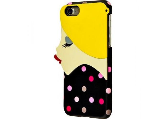 Чехол для iPhone 7/8 Glamour (PC) 5
