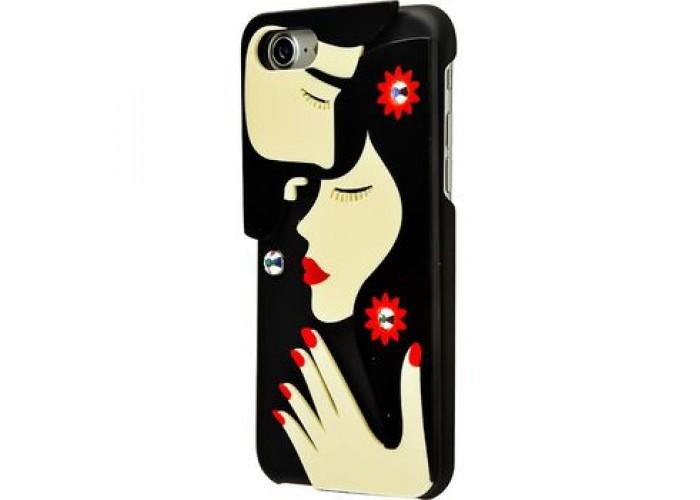 Чехол для iPhone 7/8 Glamour (PC) 7