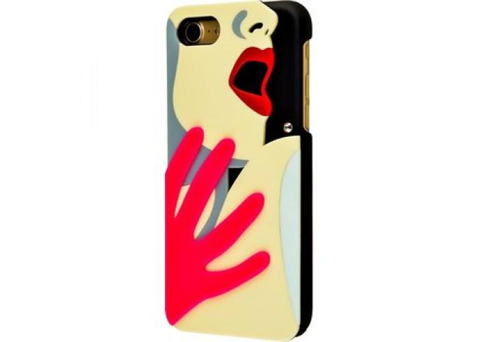 Чехол для iPhone 7/8 Glamour (PC) 9