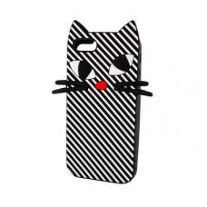 Чехол для iPhone 7/8 Fendi Cat Zebra