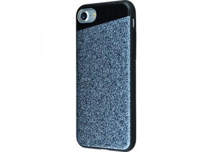 Чехол для iPhone 7/8 Totu Dazzle Series черный