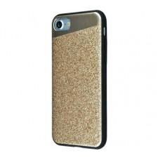 Чехол для iPhone 7/8 Totu Dazzle Series золотой