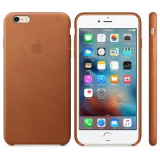 Apple leather case iphone 6 plus 6s plus Saddle Brown (синий) купить Киев Украина - apple iphone 6 plus leather case