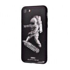 Чехол для iPhone 7/8 White Knight Pictures Glass 26