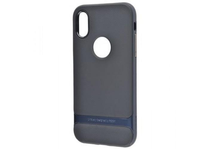 Чехол для iPhone X / Xs Rock Royce черный