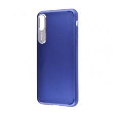 Чехол для iPhone X / Xs Rock Classy Protection синий