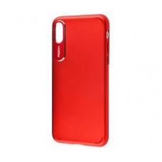 Чехол для iPhone X / Xs Rock Classy Protection красный