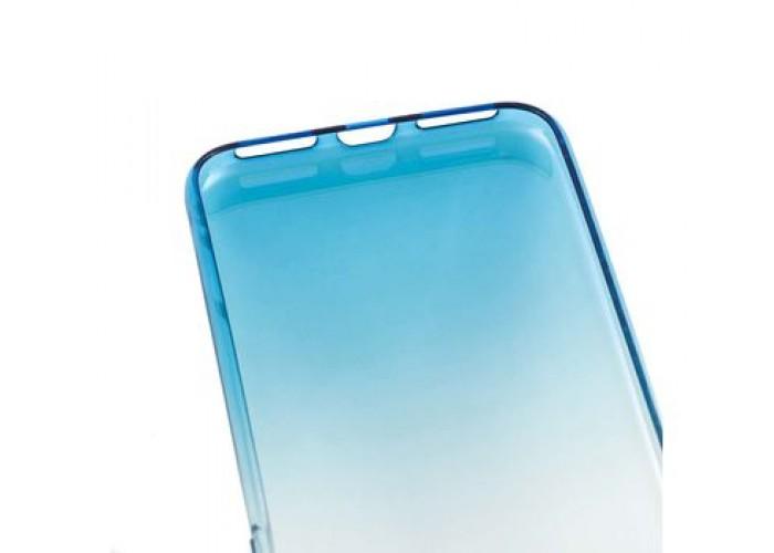 Чехол для iPhone X / Xs Colorful Fashion синий