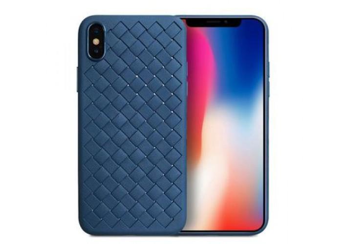 Чехол для iPhone X / Xs Skyqi синий