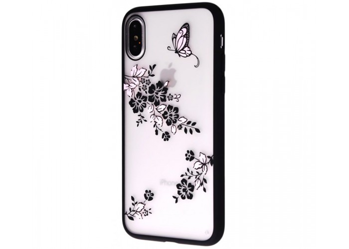 Чехол для iPhone X Luoya new soft touch 4