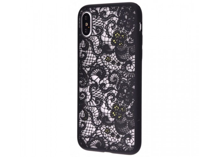 Чехол для iPhone X Luoya new soft touch 6